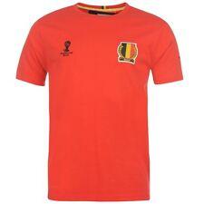 FIFA Belgium Core T Shirt Mens XL rrp £11.99 box7220 S
