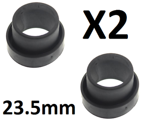 free postage. waste water pipe fitting rubber 23.5 mm hose sleeve