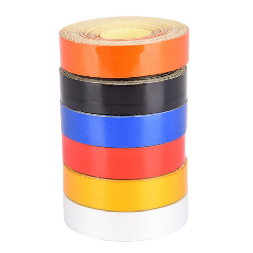 Car Truck Reflective Roll Tape Film Safety Warning Ornament Sticker Decor PlF