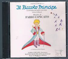 FABIO CONCATO IL PICCOLO PRINCIPE CD