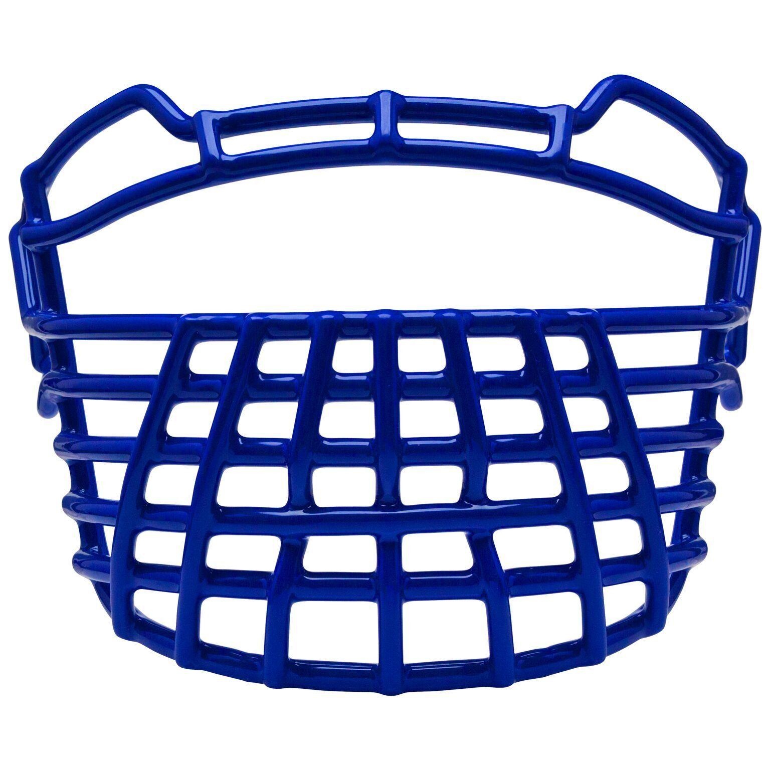 Schutt Vengeance V-ROPO-DW-SSU Adult Football Helmet Facemask SEATTLE blueE