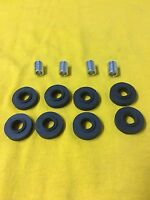 Suzuki Front Fender Mounting Cushions & Spacers 100,125,250,400 Ahrma