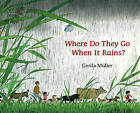 Where Do They Go When it Rains? by Gerda Muller (Hardback, 2010)