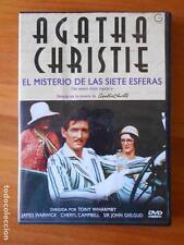 DVD AGATHA CHRISTIE - EL MISTERIO DE LAS SIETE ESFERAS (L4)