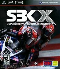 SBK X: Superbike World Championship (Sony PlayStation 3, 2010)