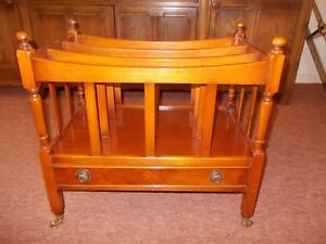 Other Reproduction Furniture Yew Canterbury