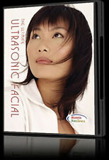 NEW Massage Therapy The Ultimate Ultrasonic Facial: 2 Disc Instructional DVD