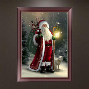 5D-Diamond-Painting-Santa-Claus-Embroidery-DIY-Art-Cross-Stitch-Xmas-Home-Decor
