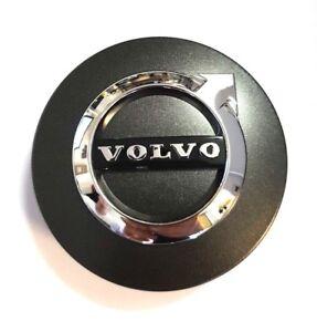 Volvo-ORIGINAL-Felgendeckel-Radnabendeckel-Radnabenkappen-Radnabenabdeckung