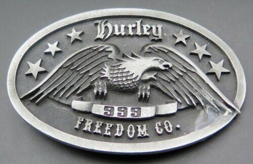 Hurley Freedom Freedom Company Clothing Vintage Be