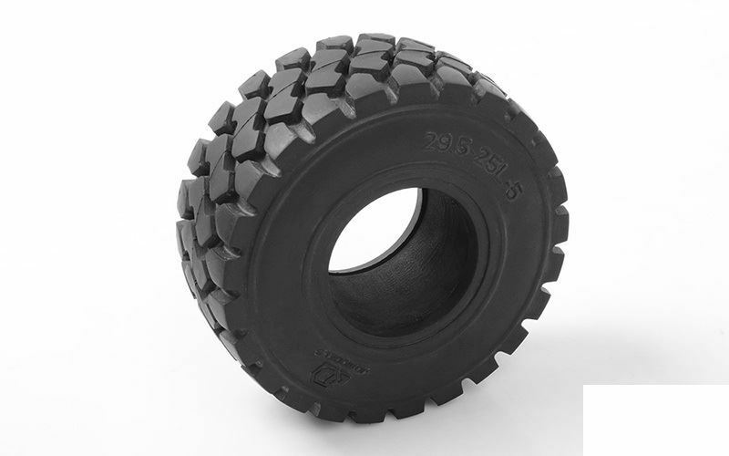 Earth Mover 870K 1 14 Loader Tire VVV-S0151 RC4WD Construction Tyre SINGLE RC