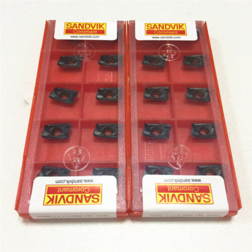 100pcs 10boxes 4240 R390-11T308M-PM NEW Carbide Inserts free shipping