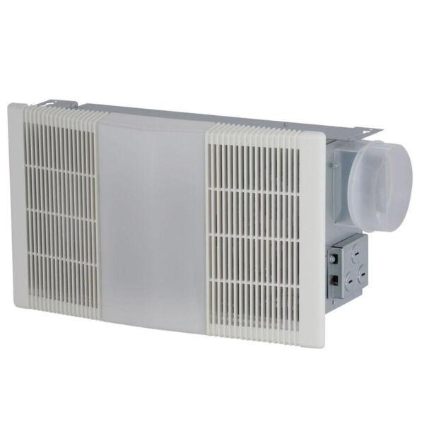 Bathroom Exhaust Fan Wattage: Broan-NuTone 665RP Heater