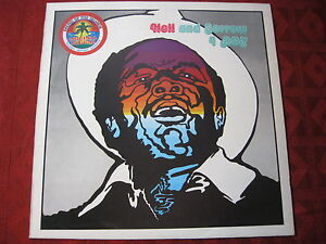 LP-I-ROY-Hell-And-Sorrow-UK-Pressing-1973-TROJAN-NEAR-MINT