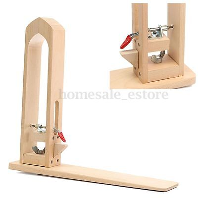 DIY Table Desktop Leather Craft Wood Clip Lacing Stitching Sewing Essential Tool