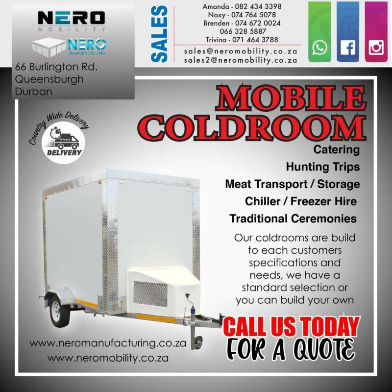 Mobile Coldrooms