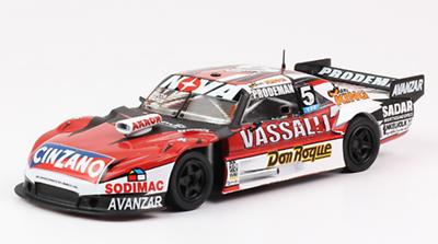 Chevrolet Chevy Coupe Rossi 2014 Turismo Carretera TC Diecast 1:43 New+Magazine
