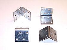 10 Stück Bauwinkel / Winkel aus Lochblech 40 x 40 x 40 x 2,0 mm Sonderpreis