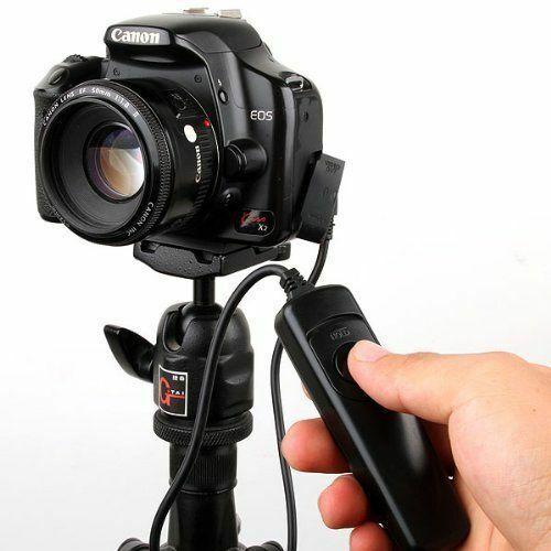 Nuevo Cable de disparador remoto control con cable para cámara Sony A6600 A6500 A6400