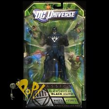 DC Universe Classics BLACK HAND Green Lantern WAVE 1 Action Figure MATTEL!