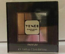 Yendi by Capucci Parfum / Perfume .25oz New in Box