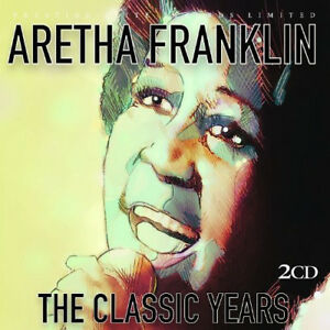 Aretha-Franklin-The-Classic-Years-CD-2-discs-2018-NEW-Amazing-Value