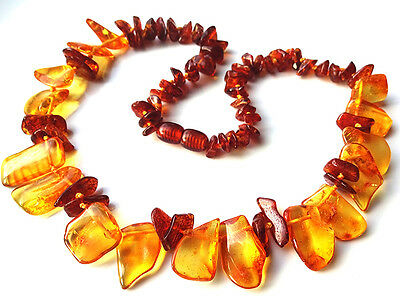 Baltic Amber Necklace.