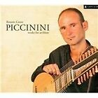 Alessandro Piccinini - : Works for Archlute (2012)