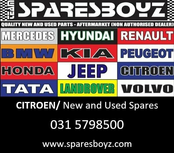 CITROEN NEW AND USED SPARES