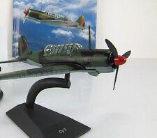1:87 Sukhoi Su-2 Diecast Soviet Airplane WWII model  DeAgostini 40