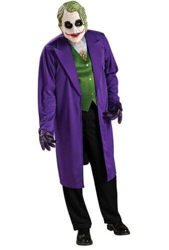 48-58 The Joker Classic Adult Costume Halloween Carnevale Carnevale TG