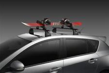 Mazda 3 Hatchback 2010-2013 & Mazdaspeed 3 New OEM Roof Rack Kit 0000-8L-L07