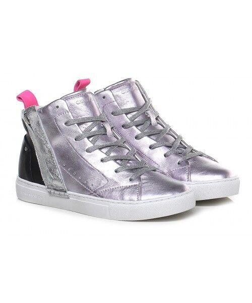 CRIME donna 25264 PINK,Gli stivali da donna CRIME classici sono popolari, economici e hanno dimensioni 8bbb5d