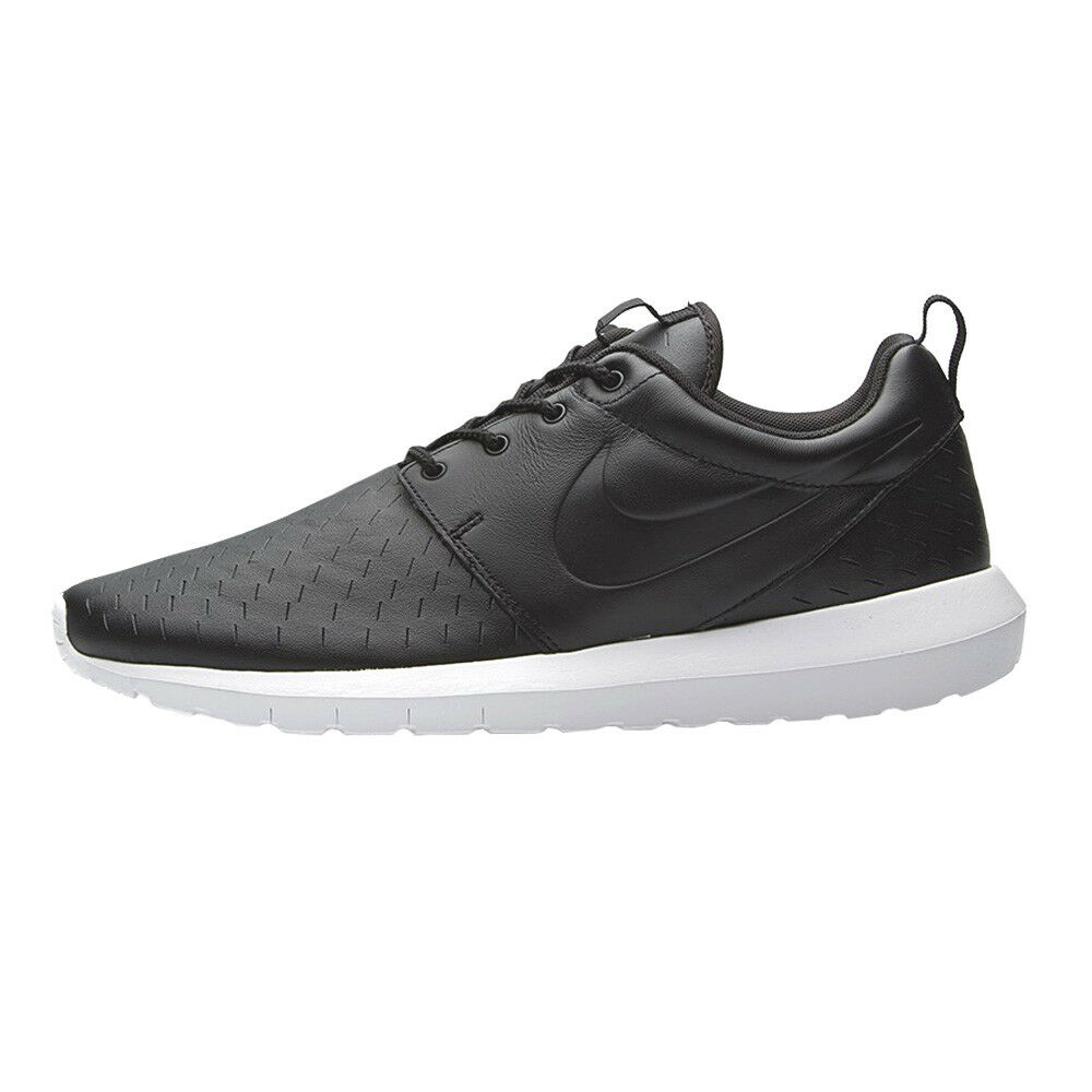 Nike Men Roshe NM Laser Shoes Leather Black Mens Shoes 833126-001 LSR One Great discount