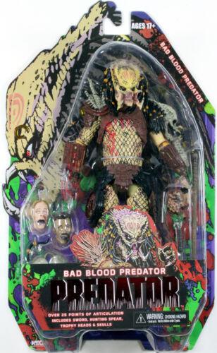 ACTION FIGURE NECA Predators SPECIAL EDITION BAD BLOOD PREDATOR