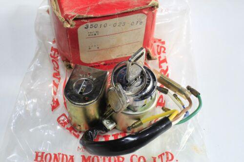 Honda Light Cub Port cub C240 Ignition key switch Kit 6wires GENUINE NOS