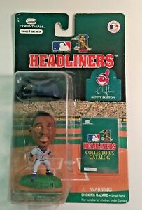 Cleveland-Indians-MLB-Baseball-KENNY-LOFTON-Headliners-Figure-by-Corinthian