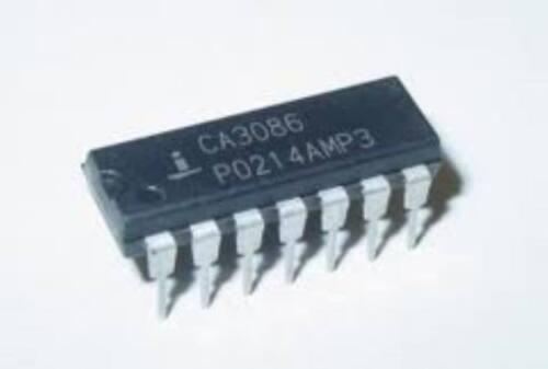 INTERSIL CA3086 DIP General Purpose NPN Transistor Array