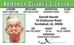 Redneck-Man-plastic-ID-card-Drivers-License