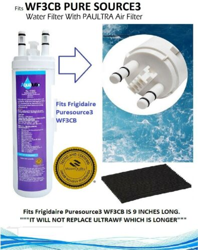 WF3CB PURESOURCE3 Paultra Air Fridge Water filter Limited Time Offer Best Deal