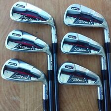 Titleist AP1 710 Iron Set 5-PW, Regular Flex Aldila VS Proto-T 75 R Graphite!