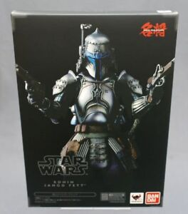 Details about Meishou MOVIE REALIZATION Samurai Ronin Jango Fett Star Wars  Bandai Japan NEW