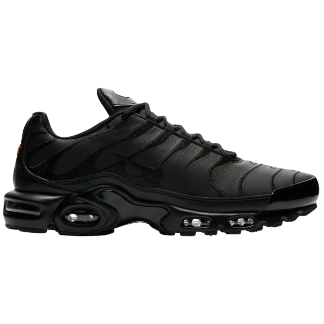 Interpersonal Mesa final fascismo  Authentic Nike Air Max TN 360 Tuned Plus Size 11 Triple Black ...