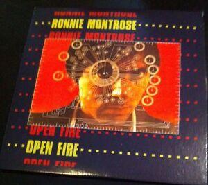 NEW-CD-Album-Montrose-Open-Fire-Mini-LP-Style-Card-Case