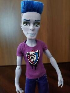 Monster High Doll Slo Mo Sloman Mortavitch Ghoul Spirit