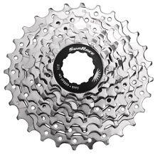 SunRace Kassette 9fach 11-25 11-12-13-15-17-19-21-23-25 silber Fahrrad
