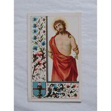 IMAGE PIEUSE ANCIENNE : PASSION du CHRIST
