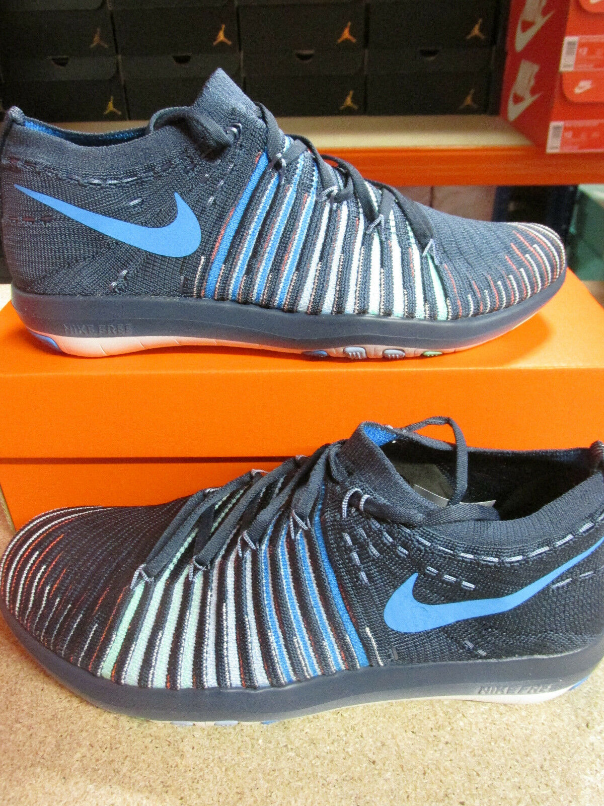 Nike Free Transform Flyknit Womens Running Trainers 833410 833410 Trainers 402 Sneakers Shoes c0627c