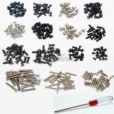 300pcs Laptop Screws Set With Screwdriver For IBM HP TOSHIBA SONY DELL SAMSUNG