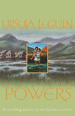 Powers (Annals of the Western Shore), Acceptable, LeGuin, Ursula K., Book